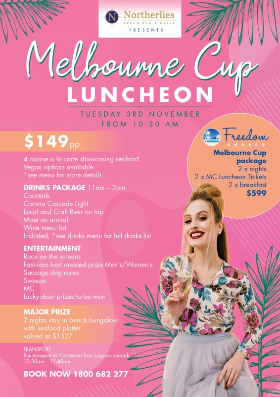 Melbourne Cup Luncheon at Northerlies