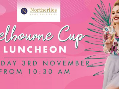 Melbourne Cup Luncheon 2020 Northerlies Beach Bar and Grill Restaurant Airlie Beah