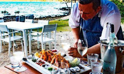Seafood platter at Northerlies