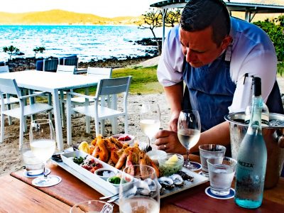 Seafood platter at Northerlies
