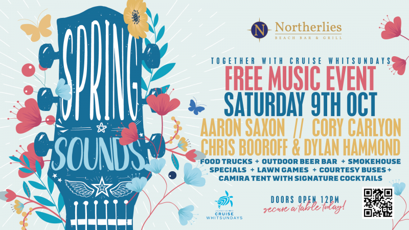 Spring Sounds Northerlies