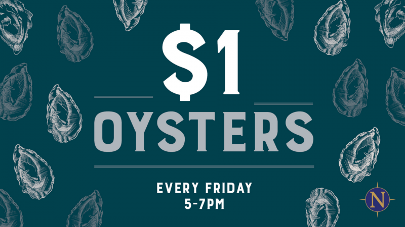 Northerlies Dollar Oysters